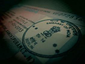 Indien Visum
