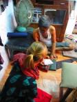 Beim Schneider in Jodhpur: Kleid schneidern lasen