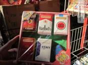 Diverse Zigarettenmarken für jeden Geschmack
