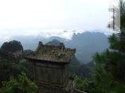Blick vom Wudangshan