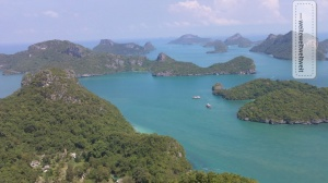 Angthong Marine National Park / Thailand