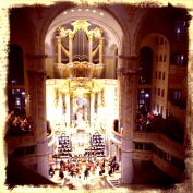 Bach's Christmas Oratorio in Dresden's Frauenkirche (Church of our Lady)