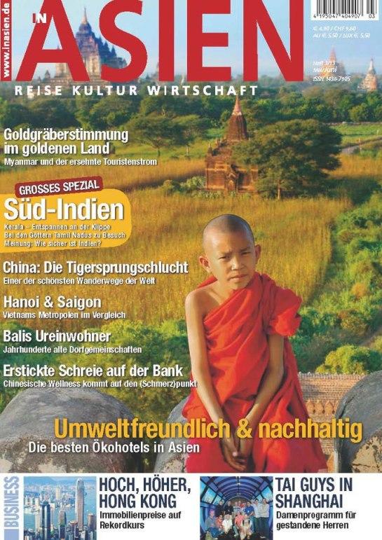 inAsien Magazin Ausg. 3-2013
