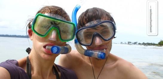 Schnorchel Ahoi! (Neil Island, Andamanen, Indien)