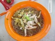 Sarawak Laksa in Kuching