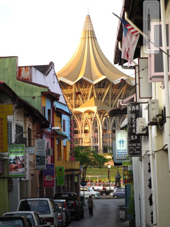 Kuching Downtown