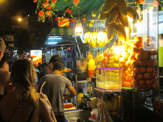 nightmarket kao san road bangkok
